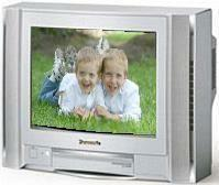 PANASONIC TC-14Z99 MULTISYSTEM TV 110-220volts