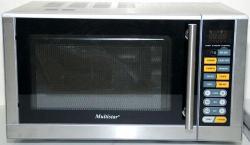 Multistar MW23S900GSH Microwave oven 220-240 Volt  50 Hz