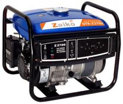 Zaiko GTR-Z2700 gasoline generator 2700 Watts 220Volt 50Hz