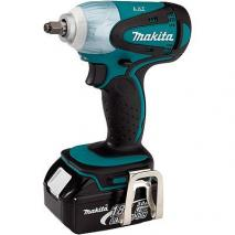 Makita BTW253 18V LXT Lithium-Ion 3/8 Inch Impact Wrench 220 Volts