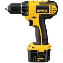 DeWalt DC742KA 12V Cordless Drill 220 Volts