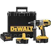 DeWalt DCD940KX220 18V 1/2 Inch XRP Drill/Driver Kit  220 volts