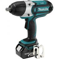 Makita 220V 18V LXT Lithium-Ion 1/2 Inch Impact Wrench Kit