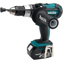 Makita BHP454 18V LXT Li-Ion 1/2 Inch Hammer Driver-Drill 220 VOLTS