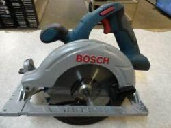 Bosch Cordless Circular Saw  220 Volts