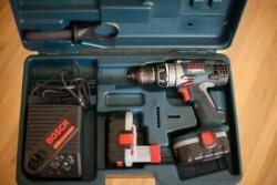 Bosch Drill Driver 18V Litheon  220V