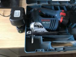 Bosch Jig Saw 14.4V 220V