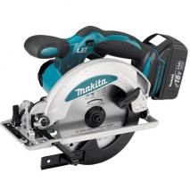 Makita Lithium-Ion Circular Saw Kit 18V 6-1/2 Inch LXT 220V