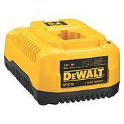 DeWalt DE9135QW Battery Charger 9.6V to 18V 220V