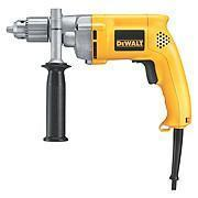DeWalt DW236IQS 850 RPM Drill 220 volts