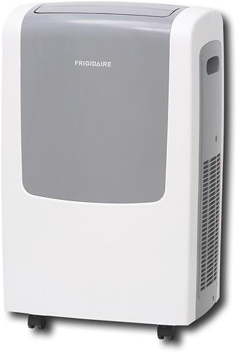 frigidaire fra113pt1 btu portable air conditioner white factory refurbished only for usa