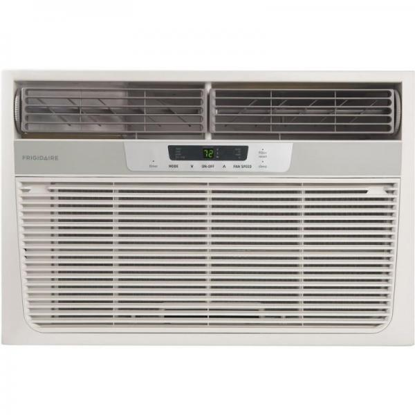 Frigidaire fra08pzu1 window mounted compact room air for 110 volt window air conditioner