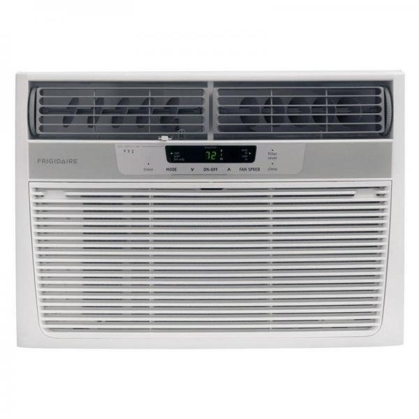 Frigidaire fra103cw1 10 000 btu window mounted compact air for 110 volt window air conditioner