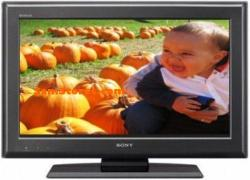 Sony KLV-32S550 Multi-System BRAVIA LCD FULL HD 1080p 110-220 Volts