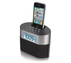 IHOME iP23  Dual Alarm Clock for iPhone or iPod 110-220 volts