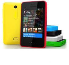 Nokia Asha 501 2G Dual SIM Unlocked Phone (YELLOW)