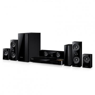 Samsung HT-FM65WC 5.1 Channel 3D Smart Blu-ray Home Theater System (Only For USA)