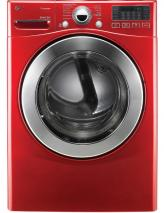 LG DLEX3070R 7.3 cu. ft. Ultra Large Capacity SteamDryer FACTORY REFURBISHED