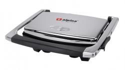 Alpina SF6022 Panini Sandwich Press Non-stick - 220V /240 Volt This product Will Not Work In USA