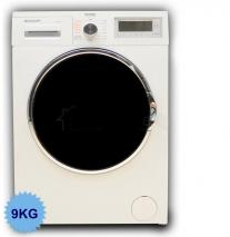 Sharp ES-VD900 Front Load Washer and Dryer Combo 220 volts