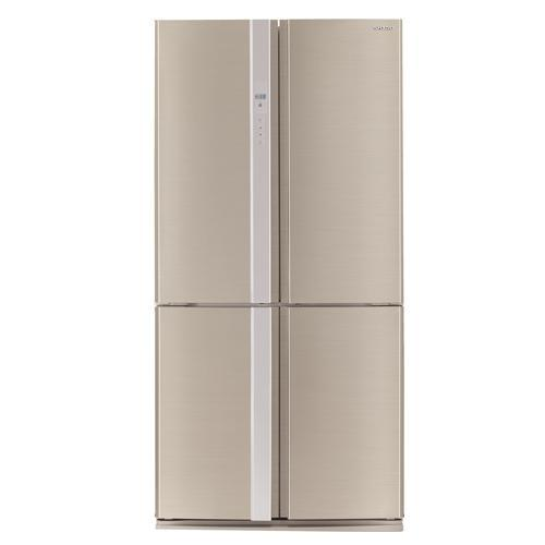 Sharp Sjfb79vsl 4 Door French Door Refrigerator 220 Volts 220v