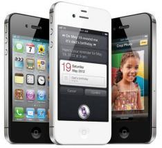 Apple iPhone 4S Quadband 8GB 3G HSDPA GPS Unlocked Phone SIM Free