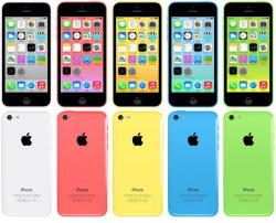 Apple iPhone 5C 32GB 4G LTE Unlocked Phone SIM Free