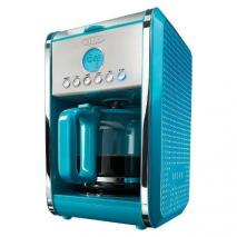Bella 13948 Dots 12-Cup Coffee Maker 110 volt Blue (Only for USA)