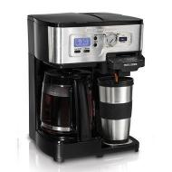 Bella 13948 Dots 12-Cup Coffee Maker 110 volt Red (Only for USA)