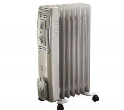 Bionaire BOH1501 FILLED OIL HEATER/ RADIATOR 220-240 Volt/ 50 Hz