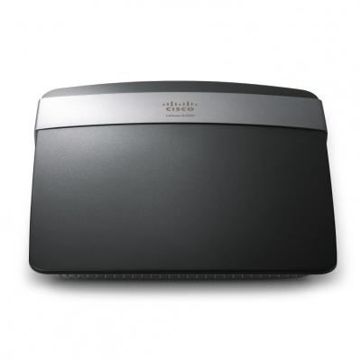 Linksys E2500 Advanced Wireless N600 Dual-Band Router  (Only For USA)