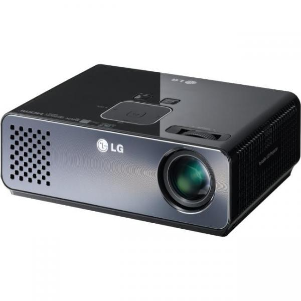 Lg refurbished hw300t micro portable standalone wxga dlp for Dlp micro projector