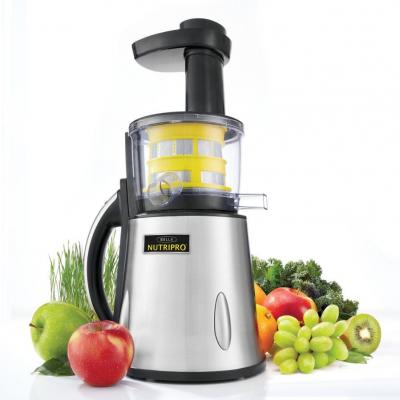 Nutripro 13695 by Bella Cold Press Juicer 110 Volt ( Only For USA)