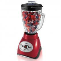 Oster BLSTCD-CR0-PA3 18 Speed Digital Blender Red 110 Volt (Only For USA)