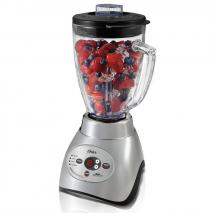 Oster BLSTCD-CR0-PA3 18 Speed Digital Blender 110 Volt  Chrome (Only For USA)