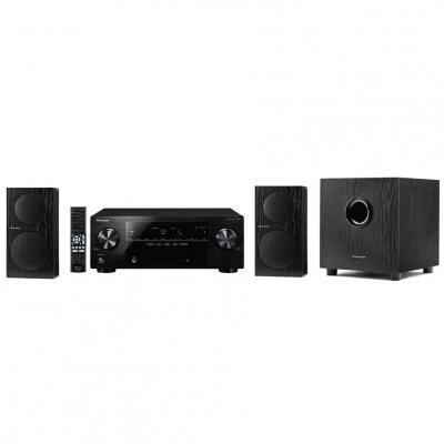 Pioneer 822-BS21 5.1 Home Theater Bundle 110 Volt ( Only For USA)