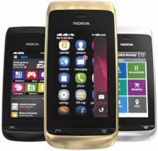 Nokia Asha 310 2G Dual SIM Unlocked Phone (SIM Free)