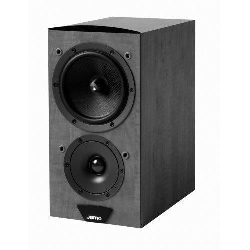 JAMO C603B PAIR 100 WATT BOOKSHELF SPEAKERS BLACK OPEN BOX