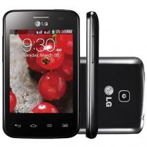 LG Optimus L3 II E435 3G Dual SIM Unlocked Phone (SIM Free) B/W