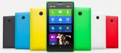 NOKIA X plus DUAL SIM  UNLOCKED GSM PHONE