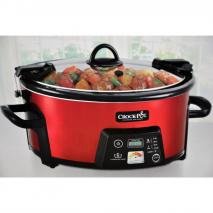Crock-Pot SCCPCTS605MXPAL 6 Qt Cook & Travel Serve 110 Volts