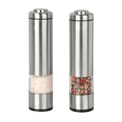 Kalorik PPG26914  Salt and Pepper Grinder Set 110 VOLTS