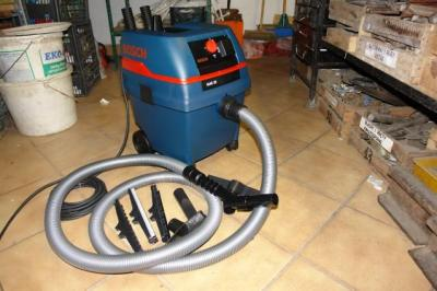 Bosch GAS25  Vacuum 220 Volts