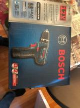 Bosch PS312A 12V Max Lithium Ion 3/8 Inch Drill/Driver 220 volts