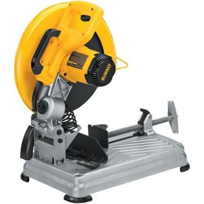 DeWalt D28715QS 14 Inch Chop Saw 50/60 Hz 220 Volts