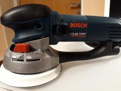 Bosch GEX150 TURBO 6 Inch Random Orbit Sander 220V