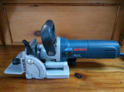 Bosch GFF22A Biscuit Jointer 220V