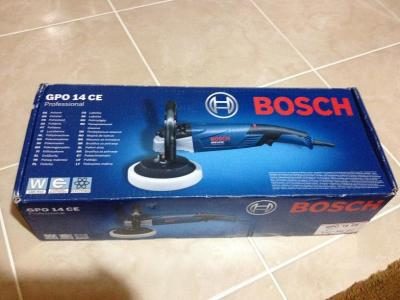 Bosch GPO14CE Polisher 220V