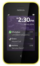 NOKIA Asha 230 DUAL SIM  UNLOCKED GSM PHONE