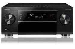 Pioneer SC1522 A/V Receiver - 9.2 Channel - Black - Multizone - THX Select2 Plus, Dolby TrueHD, DTS-HD Master Audio, DTS Neo:X, THX Surround EX, Dolby Pro Logic IIz, THX, Dolby Digital Plus, Auto Su
